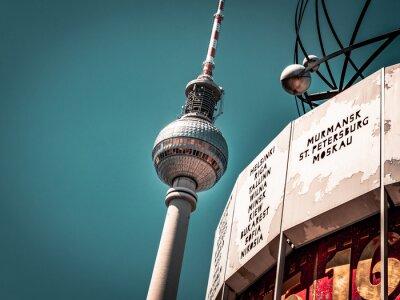 Bild Berlin und der Fernsehturm