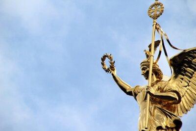 Bild Nahaufnahme auf der Siegessäule